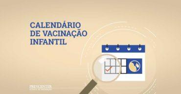 Calendario De Vacinacao Infantil